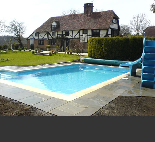 New Swimming Pools Kent Sussex Sevenoaks South London South East